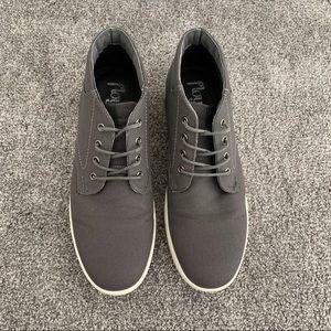 Floyd Grey Canvas Men's Sneakers